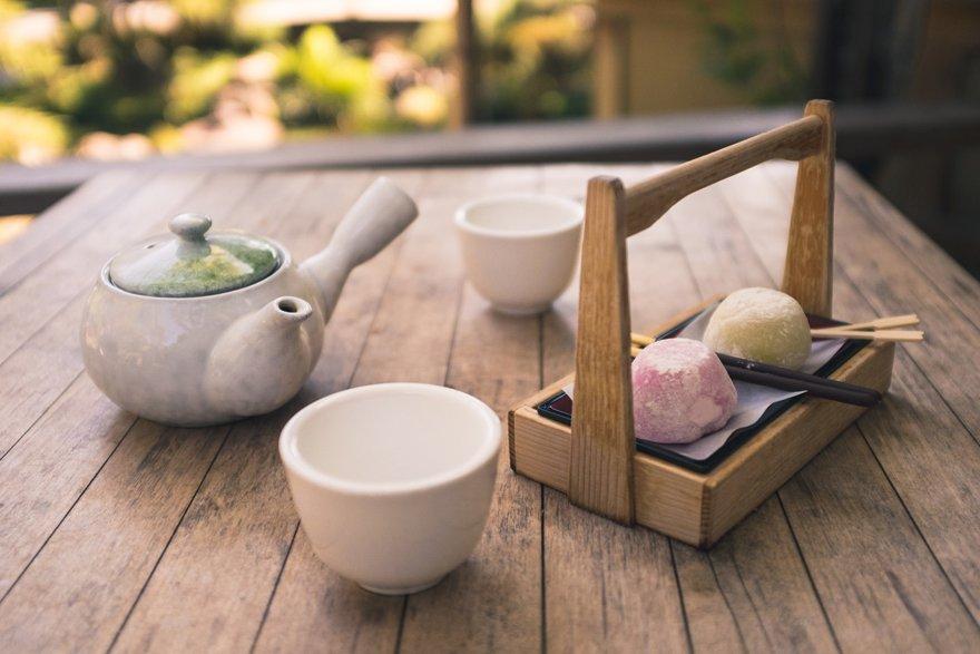 Japanese minimalism diet